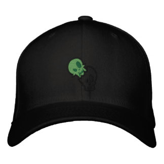 Chubby My Lil' Zombies Cap Embroidered Hats