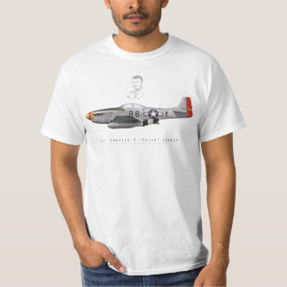 "Chuck Yeager' S P-51 Mustang ""Glamorous Glen III "" T-Shirt"