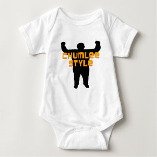 Chumlee Style Baby Bodysuit