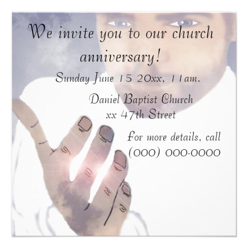 Church Anniversary Occasion for Pinterest