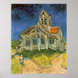 Church at Auvers sur Oise by Vincent van Gogh