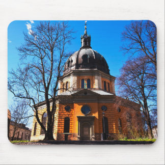 Church  in Sweden Mouse Pad