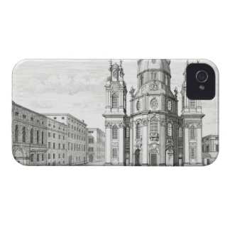 Church of Notre Dame, Salzburg, Austria, from 'Ent iPhone 4 Cover