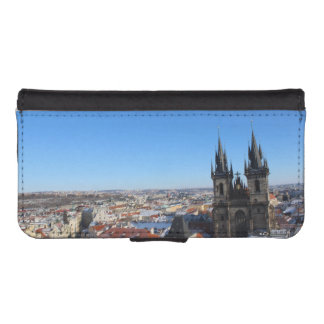 Church of our lady before týn - Prague iPhone SE/5/5s Wallet Case