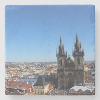 Church of our lady before týn - Prague Stone Coaster