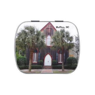 Church of the Cross - Bluffton, South Carolina Candy Tins