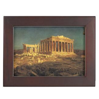 """Church's """"Parthenon"""" custom keepsake box"""