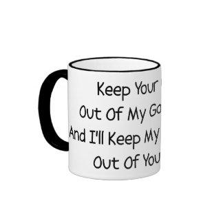 Church State Separation Ringer Mug