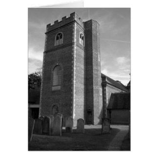 Church Tower, Chalfont St Peter Card
