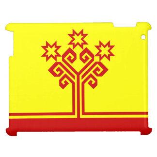Chuvashia Flag Cover For The iPad 2 3 4