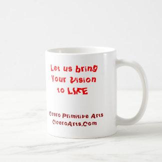 Cicero Rooster Coffeemug Basic White Mug