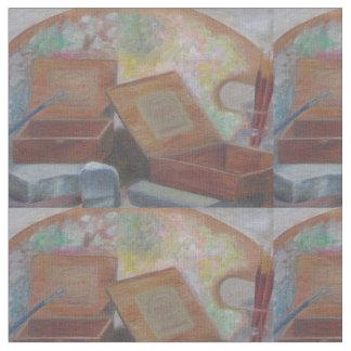 CIGAR BOX ART FABRIC
