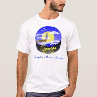 Cigarista Logo Shirts, Redington Shores, Florida T-Shirt