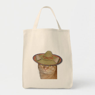 Cinco de Gato Tote Bag