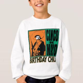 Cinco de Mayo Birthday Chica Sweatshirt