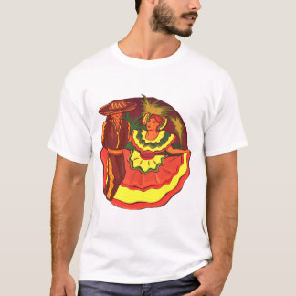 Cinco de Mayo Dancers T-shirts and Gifts