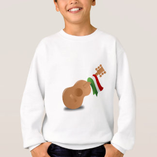 Cinco de Mayo Guitar Sweatshirt