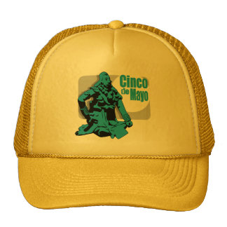 Cinco de Mayo T-shirts and Gifts Cap