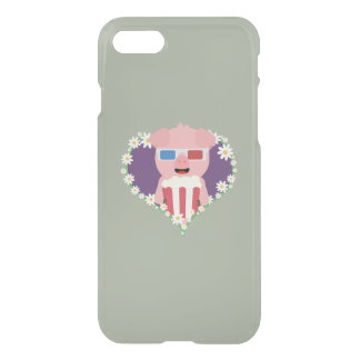 Cinema Pig with flower heart Zvf1w iPhone 8/7 Case