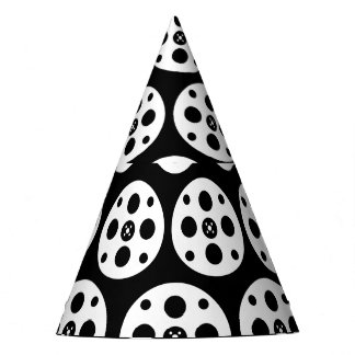 Cinema roll party hat
