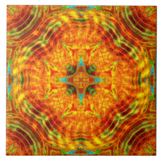 Cinnamon Citrus Ceramic Tile
