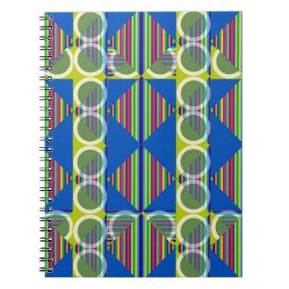 Circle Design Notebook