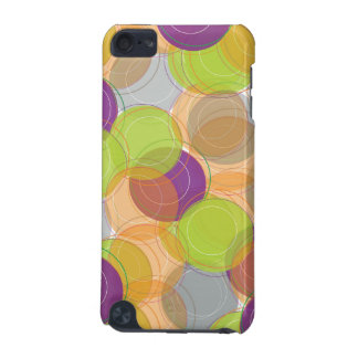 circle pattern iPod touch 5G cases