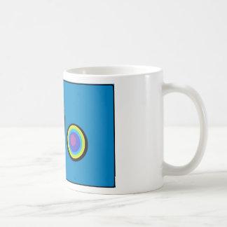 Circle World Coffee Mug