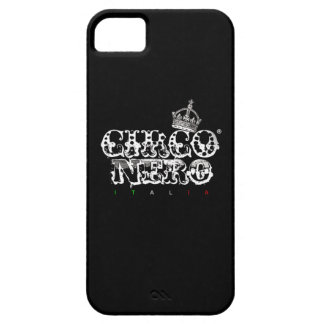 Circo Nero Iphone Black Barely There iPhone 5 Case