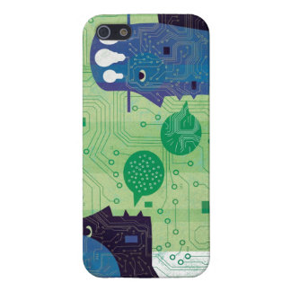 Circuit  Board Connection iPhone 5/5S Cases