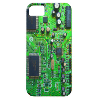 Circuit Board Electronics iPhone 5 Case