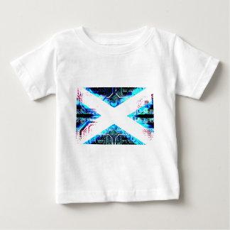circuit board scotland (Flag) Baby T-Shirt