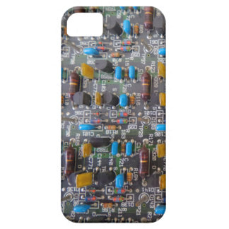 Circuit iPhone 5/5S, Barely There Case For The iPhone 5