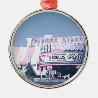 Circus Circus Las Vegas Christmas Ornament