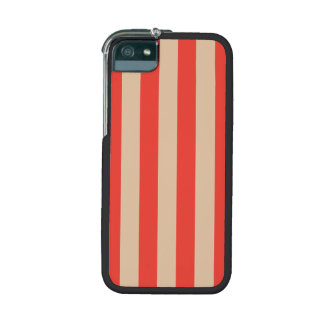 Circus Stripe Case Cover For iPhone 5