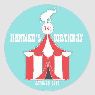 Browse the Birthday Sticker Collection and personalise by colour, design or style.