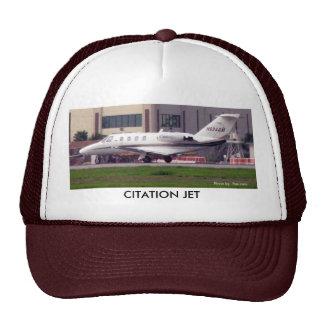Citation Jet Departing VNY, CITATION JET Cap