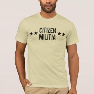 Citizen Militia T-Shirt