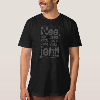 """""""Citizen of Berlin lip 02"""" - T-shirt"""