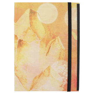"*~* Citrine Healing Crystal Energy Solar Plexus iPad Pro 12.9"" Case"
