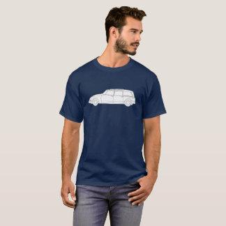 Citroën DS Break | Familiale line art T-Shirt