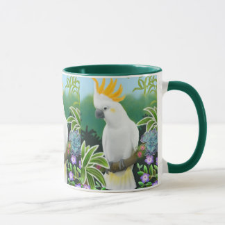 Citron Cockatoo Mug