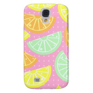 Citrus Galaxy S4 Cases