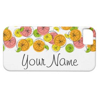 Citrus Name iPhone 5 case
