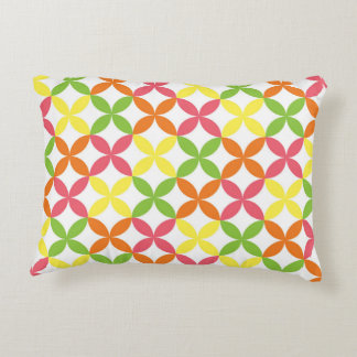 """Citrus Peel Brushed Polyester Pillow 16"""" x 12"""" Accent Cushion"""