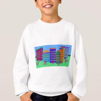 City Art on Youth Sweathshirt Sweatshirt