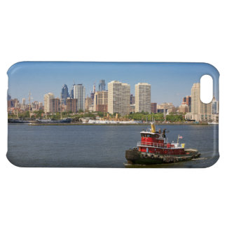 City - Camden, NJ - The city of Philadelphia iPhone 5C Case
