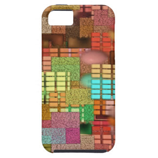 City Grid IV iPhone 5 Covers