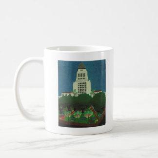 City Hall Farmers Market Basic White Mug