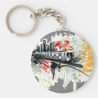 City Life - Key Chain